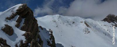 Panorama 4 2 - Pico Basibé, sin palabras en Cerler ... en junio.