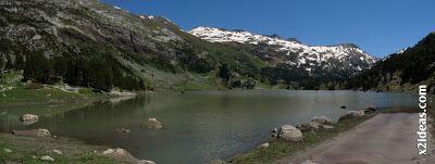 Panorama 6 - Ahora toca disfrutar del Valle de Benasque.