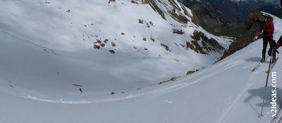 Panorama 7 - Pico Basibé, sin palabras en Cerler ... en junio.