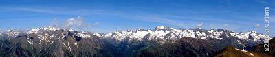 Panorama 12 - Tuca d' Es Pacs. 2547m.