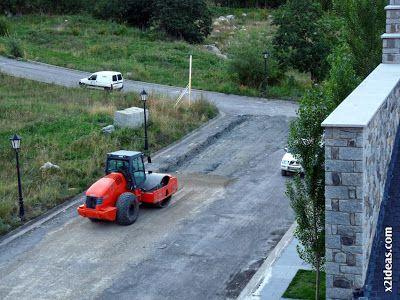 P1490266 - Urbanización de Cerler, nueva cara ...