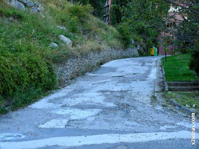 P1490271 - Urbanización de Cerler, nueva cara ...