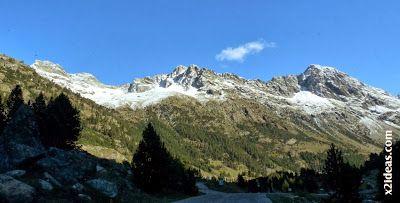 P1490896 - En octubre ya vemos nieve en el Valle de Benasque