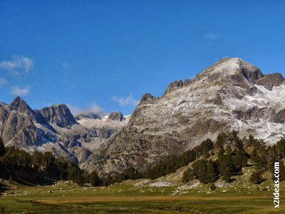 P1490913 - En octubre ya vemos nieve en el Valle de Benasque