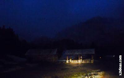 La Besurta, Valle de Bemasque