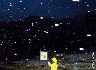P1500188 - Nevando en el Valle de Benasque. Acaba octubre.