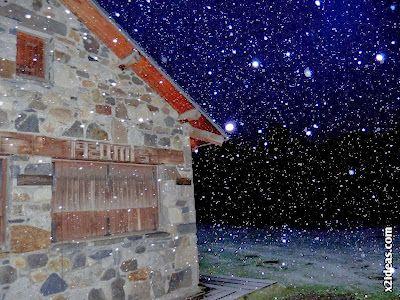 P1500189 - Nevando en el Valle de Benasque. Acaba octubre.
