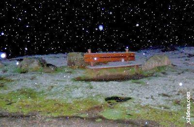 P1500196 - Nevando en el Valle de Benasque. Acaba octubre.
