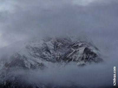 P1500260 - Cerler, noviembre, primera nevada.