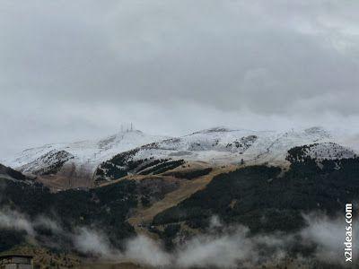 P1500268 - Cerler, noviembre, primera nevada.
