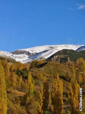 P1500294 - Cerler, noviembre, primera nevada.