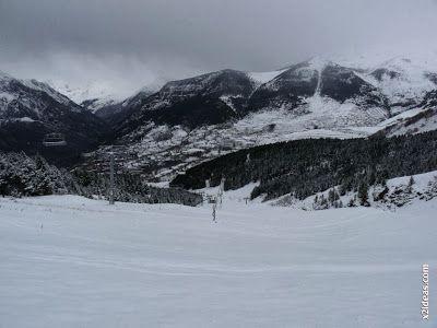 P1500410 - Cerler 2013-2014, la primera esquiada.