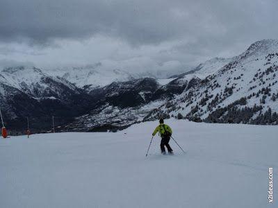 P1500427 - Cerler 2013-2014, la primera esquiada.