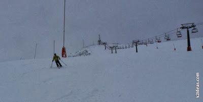 P1500432 - Cerler 2013-2014, la primera esquiada.
