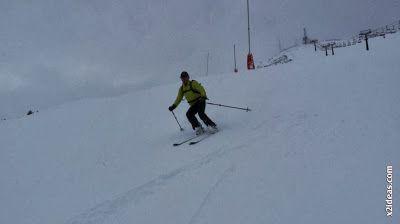 P1500433 - Cerler 2013-2014, la primera esquiada.