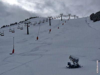P1500435 - Cerler 2013-2014, la primera esquiada.