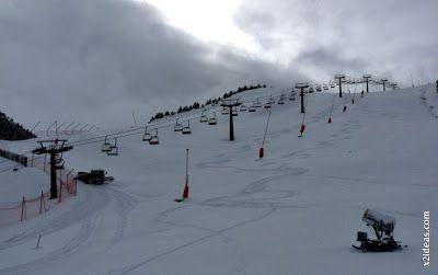 P1500438 - Cerler 2013-2014, la primera esquiada.