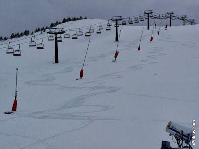 P1500440 - Cerler 2013-2014, la primera esquiada.