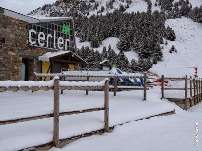 P1500441 - Cerler 2013-2014, la primera esquiada.