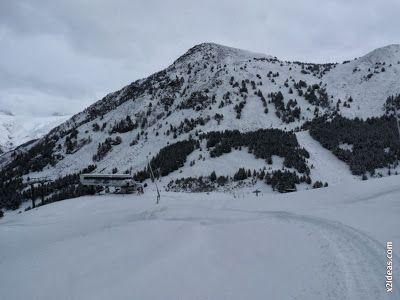 P1500446 - Cerler 2013-2014, la primera esquiada.