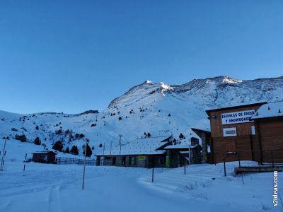 P1500514 - Ampriu, Cerler, esquiado 20/11/2013