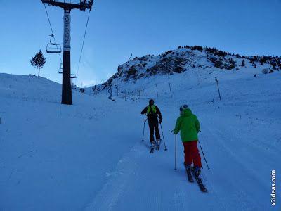 P1500515 - Ampriu, Cerler, esquiado 20/11/2013
