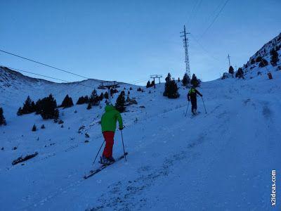 P1500518 - Ampriu, Cerler, esquiado 20/11/2013