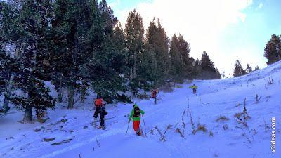 P1500702 - Sábado, Cerler y nieve ... a esquiar.