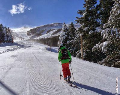 P1500705 - Sábado, Cerler y nieve ... a esquiar.