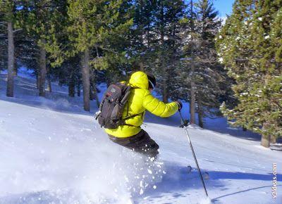 P1500732 - Sábado, Cerler y nieve ... a esquiar.