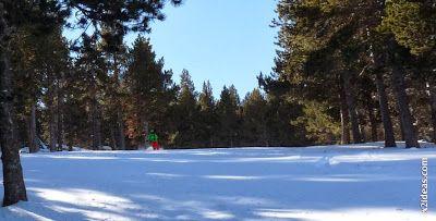 P1500735 - Sábado, Cerler y nieve ... a esquiar.