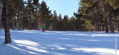 P1500736 - Sábado, Cerler y nieve ... a esquiar.