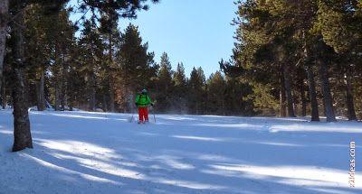 P1500737 - Sábado, Cerler y nieve ... a esquiar.