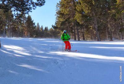 P1500739 - Sábado, Cerler y nieve ... a esquiar.