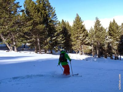 P1500741 - Sábado, Cerler y nieve ... a esquiar.