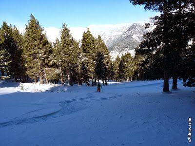 P1500744 - Sábado, Cerler y nieve ... a esquiar.