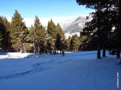 P1500745 - Sábado, Cerler y nieve ... a esquiar.