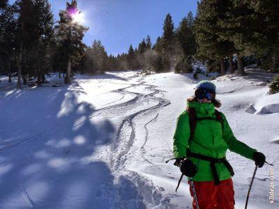 P1500758 - Sábado, Cerler y nieve ... a esquiar.