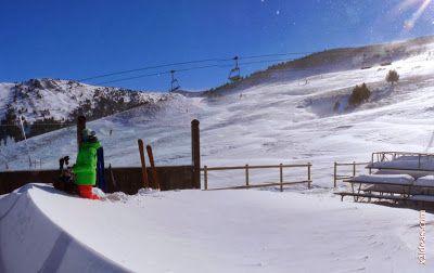 Panorama 1 3 - Sábado, Cerler y nieve ... a esquiar.