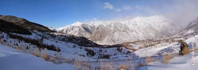 Panorama 1 4 - Cerler nevada 22/11/2013