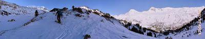 Panorama 5 - La Renclusa Extreme, Valle de Benasque