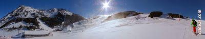 Panorama 8 1 - Sábado, Cerler y nieve ... a esquiar.