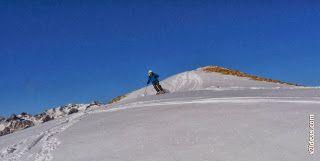 P1510073 - Pico de Cerler esquiando.