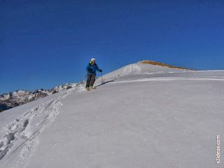 P1510074 - Pico de Cerler esquiando.
