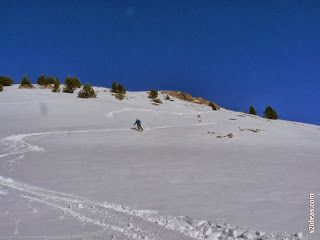 P1510077 - Pico de Cerler esquiando.