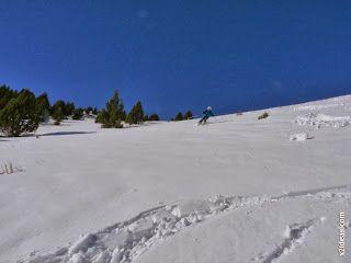 P1510082 - Pico de Cerler esquiando.