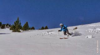 P1510083 - Pico de Cerler esquiando.