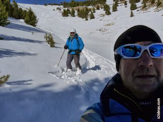 P1510086 - Pico de Cerler esquiando.