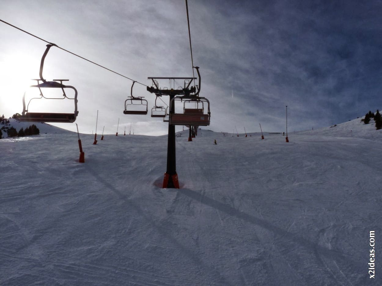 P1510412 - Cerler (42), 10 de enero a la espera de más nieve ...