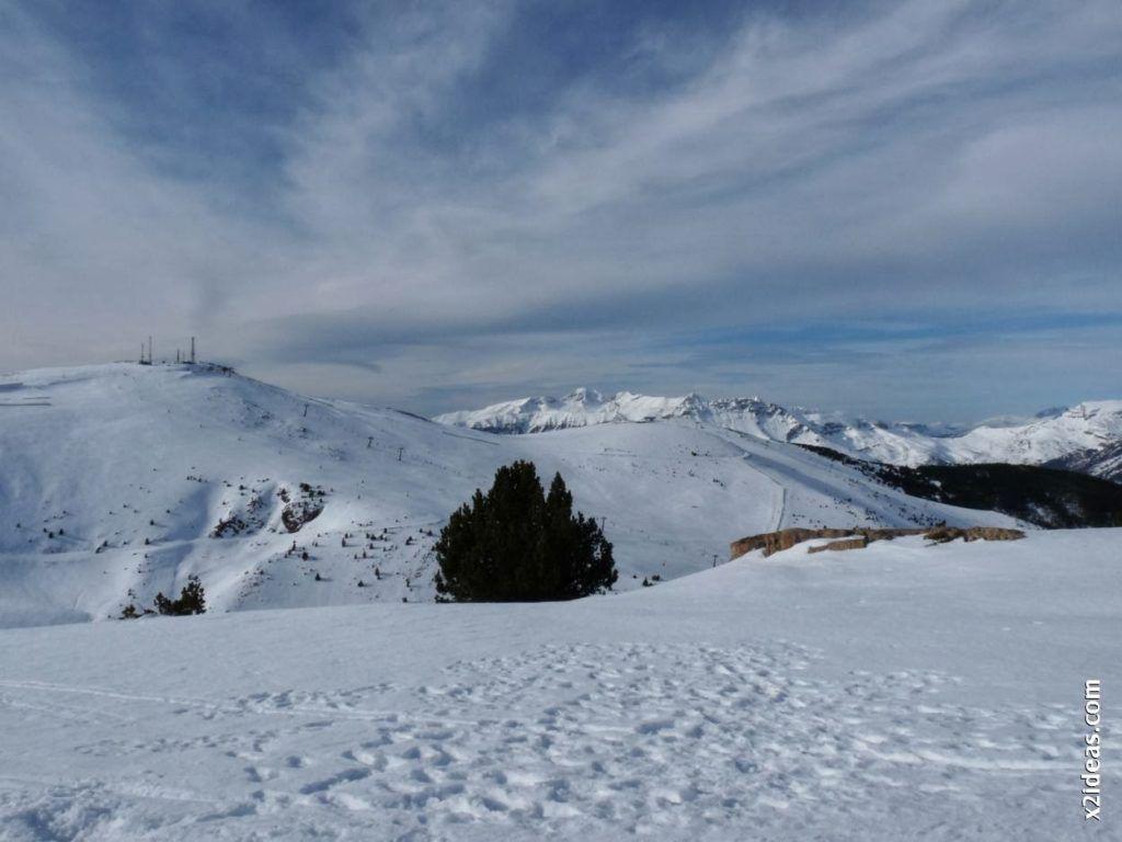 P1510421 1024x768 - Cerler (42), 10 de enero a la espera de más nieve ...